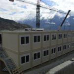 Edificio scolastico prefabbricato
