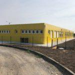 Scuola prefabbricata temporanea