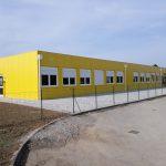 Scuola prefabbricata temporanea Reggio Emilia