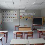 Aula scuola prefabbricata
