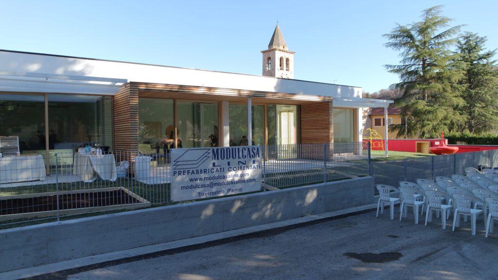 Scuola dell'infanzia-Macerata