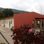Vista laterale scuola dell'infanzia Eggi-Perugia