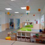 Area ricreativa scuola dell'infanzia Eggi Perugia