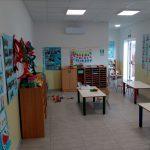 Aula scuola dell'infanzia Eggi Perugia