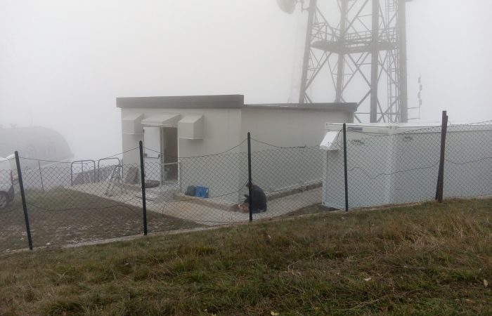 Shelter prefabbricato