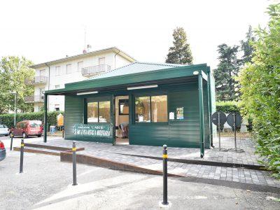 Chiosco bar prefabbricato-Parma