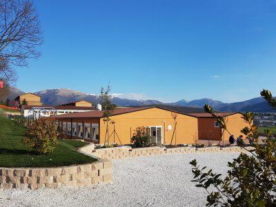 Scuola elementare - Norcia - Perugia
