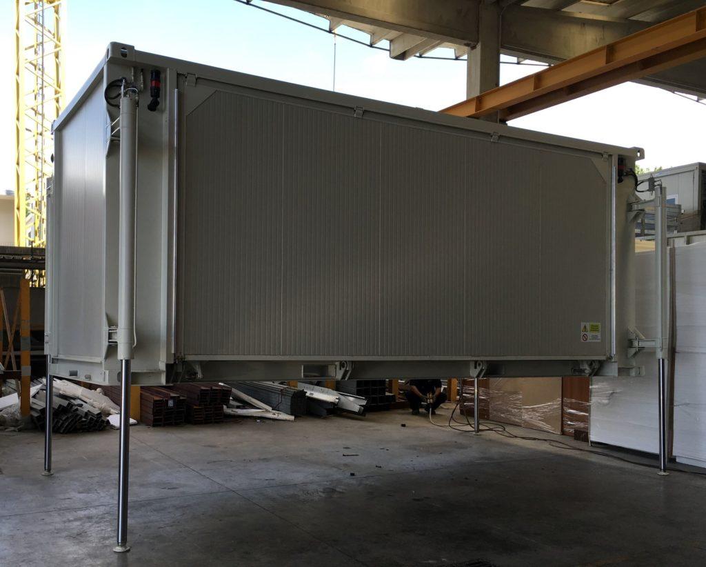 Container per emergenze