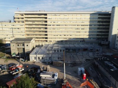 Hub per la terapia intensiva - Policlinico di Modena