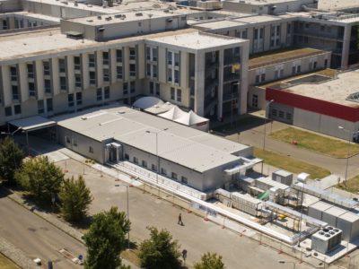 Hub nazionale e regionale terapia intensiva Baggiovara